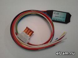 Контроллер ДХО-3-12В ходовые огни - дальний в пол накала, 30-40% от полной яркости купить