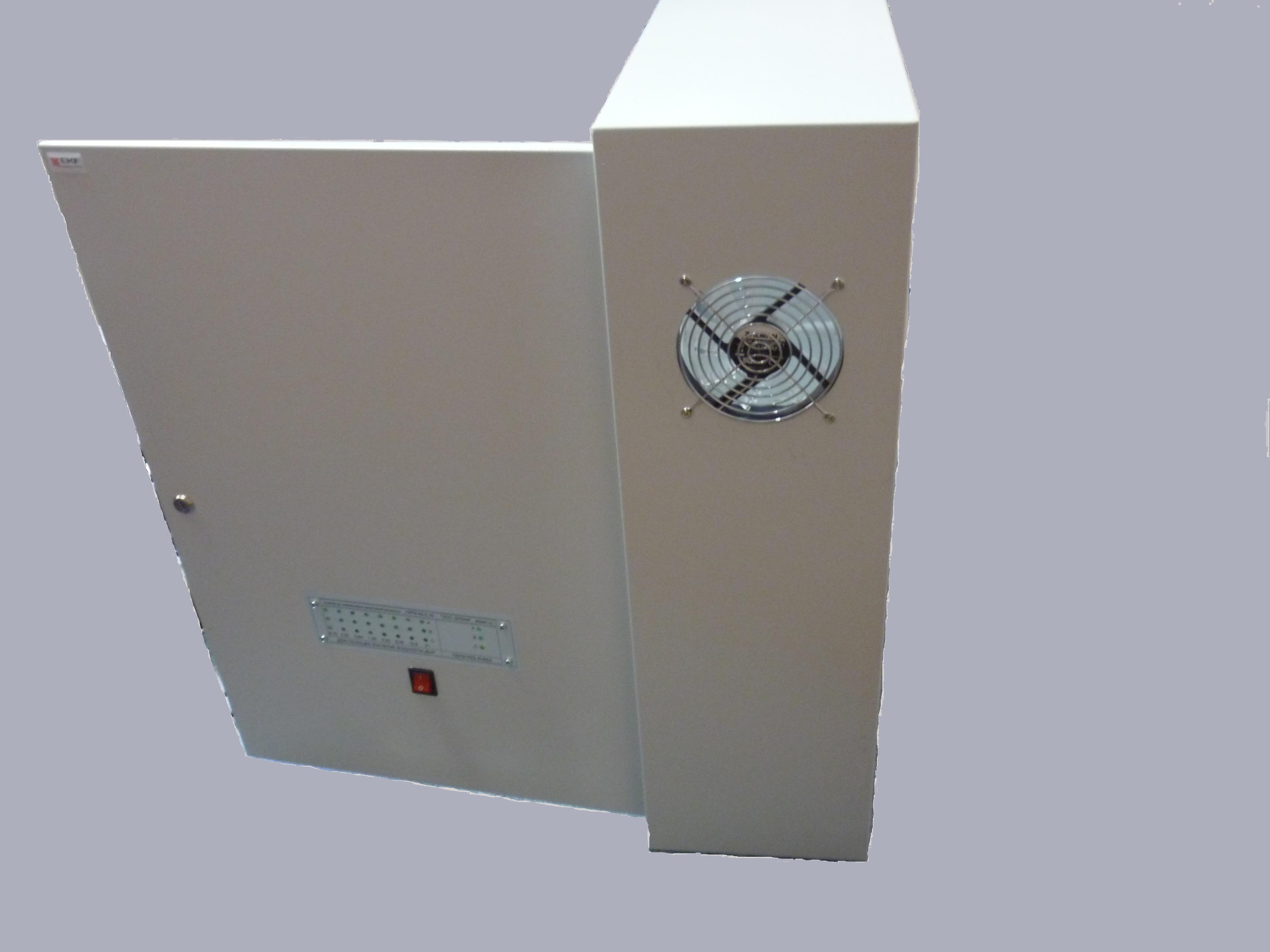 схема защиты и автоматики конденсаторной установки