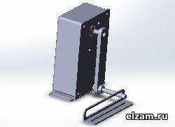 АСЕПТ-1 автоматическая система проветривания теплицы