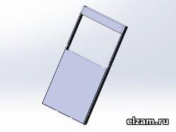 Мангал книжка ТРИ-ИКСА микро нержавеющая сталь 2 мм купить